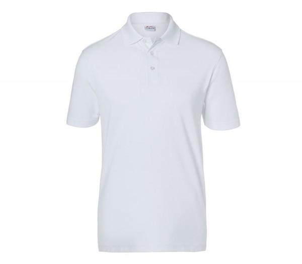 Kübler Shirts Polo Form 5126 weiß