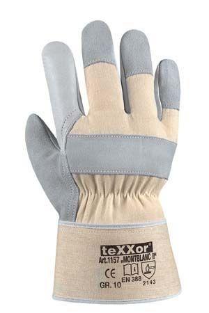 texxor MONTBLANC II Rindvollleder-Handschuhe