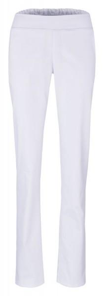 BEB Damenhose - Stretchgewebe weiß