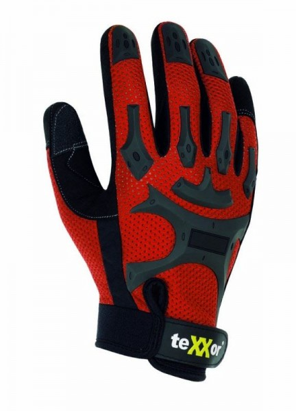 "texxor topline Mechaniker-Handschuhe Kunstleder-Handschuhe, ""BUCKLEY"""