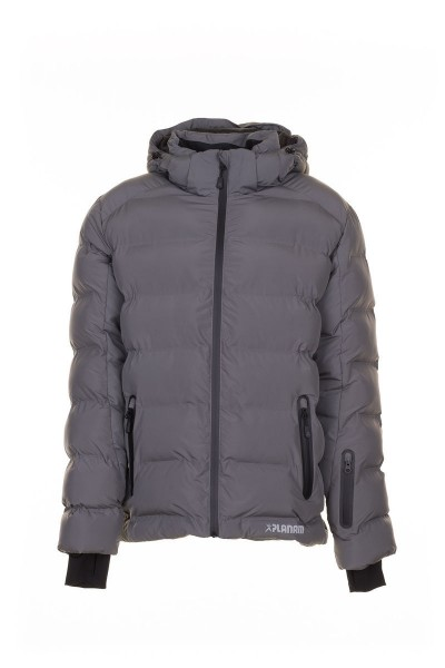 Planam Outdoor Winter Powder Jacke anthrazit