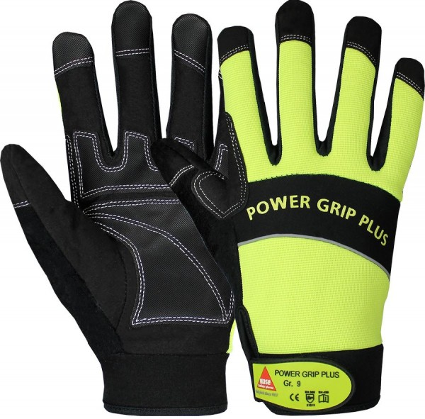 Hase Power Grip Plus Montagehandschuhe