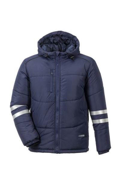 Planam Outdoor Craft Jacke marine vorne