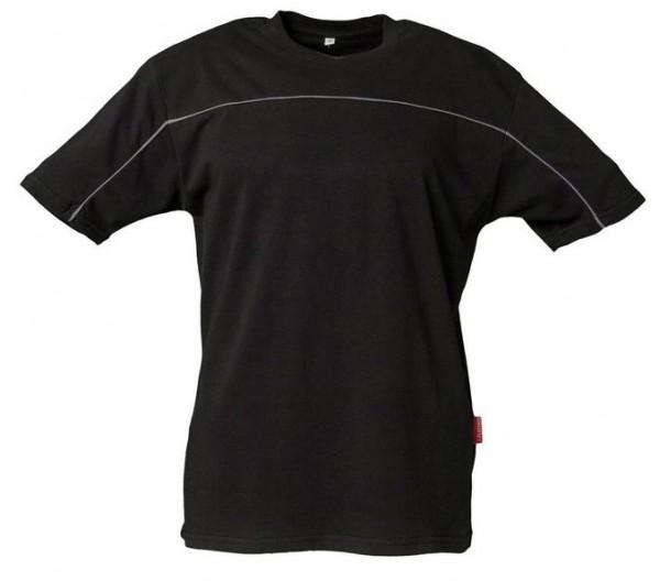 Planam Arbeitsbekleidung T-Shirt schwarz/zink