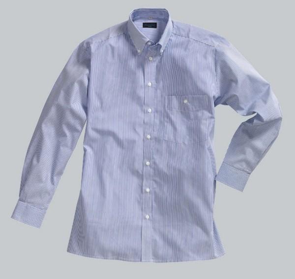 Pionier Hemd 1/1 gestreift Business Fashion