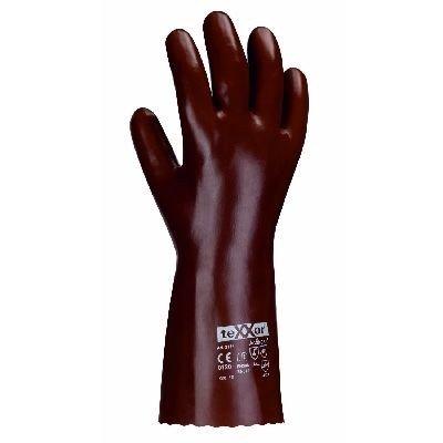 texxor Chemikalienschutz-Handschuhe topline 35 lang