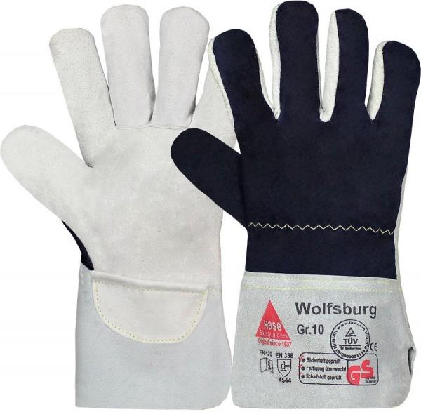 Hase Wolfsburg Montage- / Schnittschutzhandschuhe