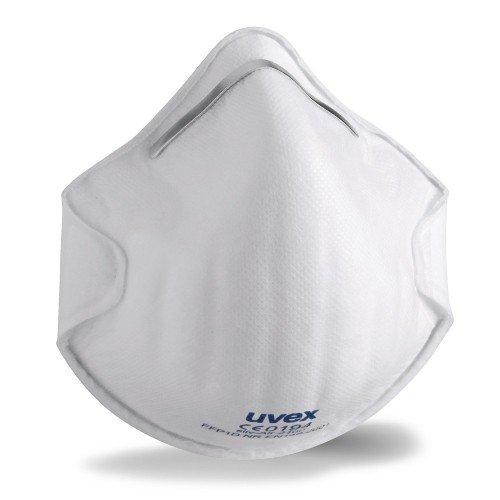 Uvex silv-Air 2100 Atemschutzmaske - FFP 1