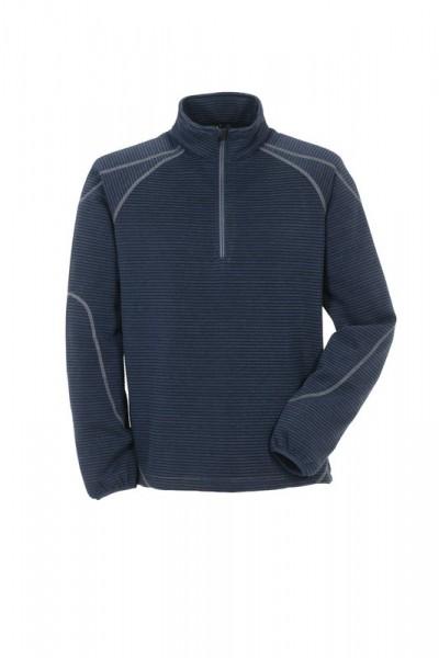 Planam Cozy Pullover marine vorne
