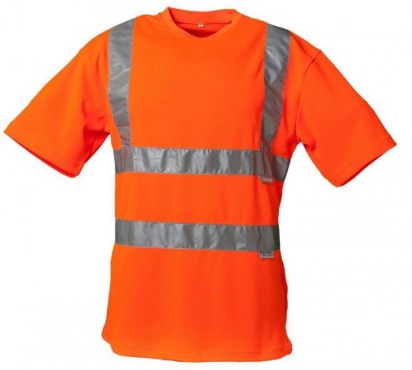 Planam Warnschutz T-Shirt Uni orange