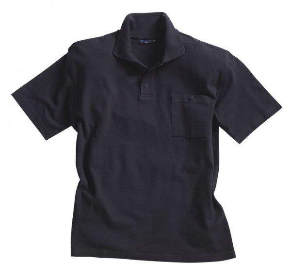 Pionier Polo-Shirt 1/2-Arm 100% Baumwolle marine