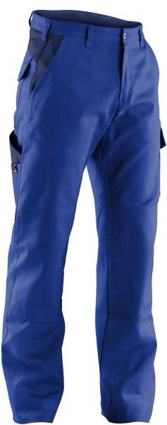 Kübler Hose IDENTiQ cotton Form 2044 kornblau/dunkelblau