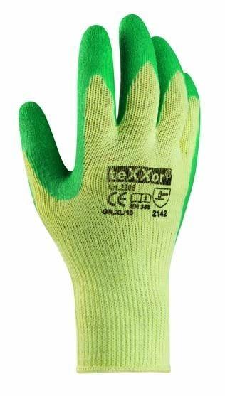 texxor Baumwoll-/Polyester- Grobstrickhandschuhe