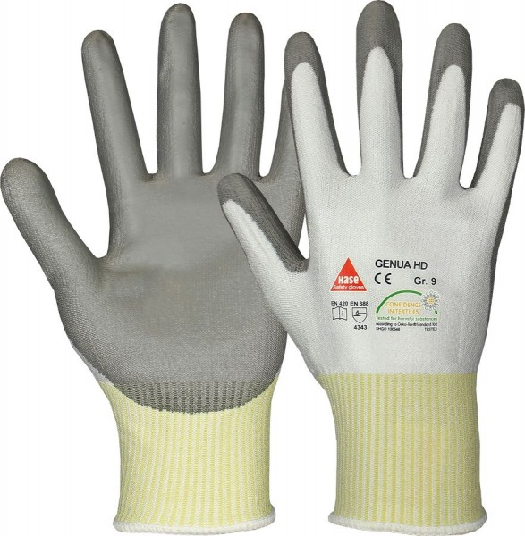Hase Genua HD Montage- / Schnittschutzhandschuhe