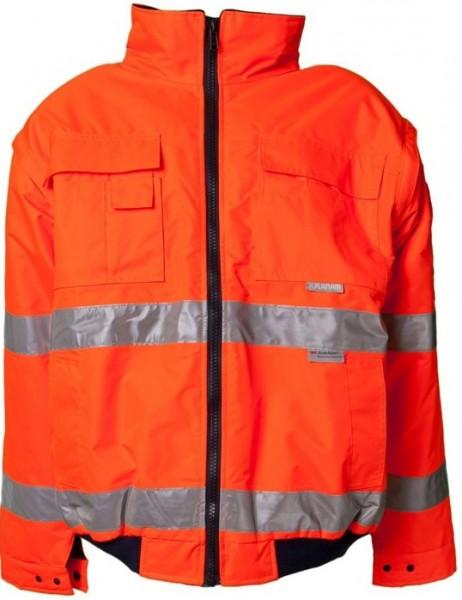 Planam Warnschutz Pilotenjacke uni orange