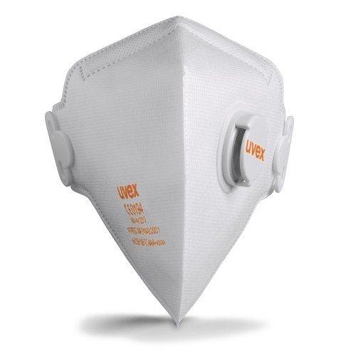 uvex silv-Air 3210 Atemschutzmaske - FFP 2