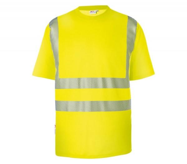 Kübler REFLECTIQ T-Shirt PSA 2 warngelb