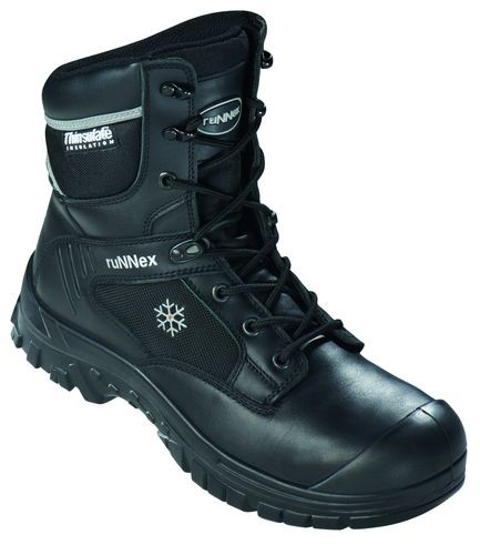 Runnex Winterstiefel 5330 S3 Sicherheitshochschuhe