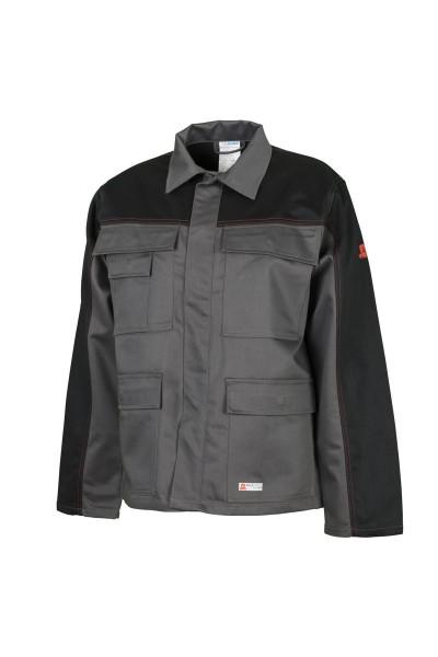 Planam Weld Shield Jacke grau/schwarz