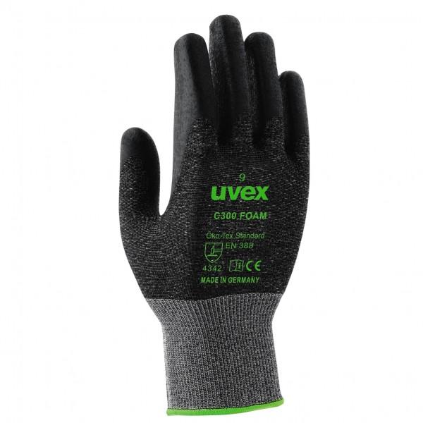 Uvex C300 foam Schutzhandschuhe
