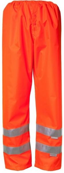Planam Warnschutz Regen Hose Uni orange