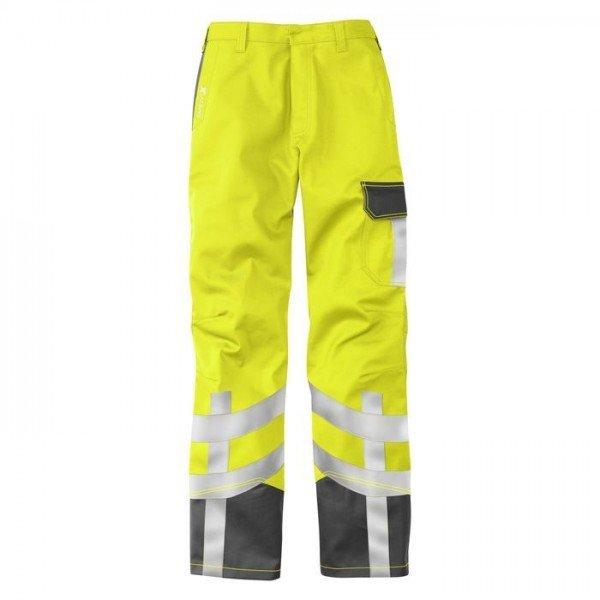Kübler Hose Multinorm Safety X7-Dress Form 2781 warngelb/anthrazit