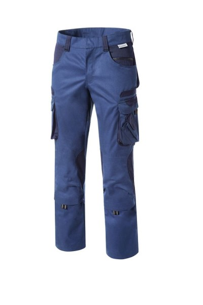 Pionier Damen Bundhose Tools nordic/blue