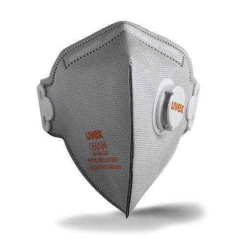 uvex silv-Air 3220 Atemschutzmaske - FFP 2