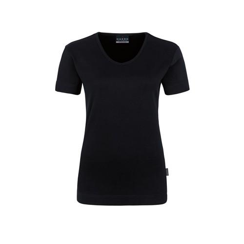 Hakro Women-V-Shirt Rib zum Sonderpreis