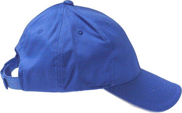 BEB Basic Caps kornblau