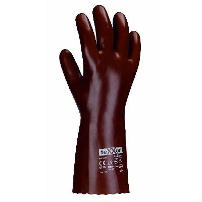texxor Chemikalienschutz-Handschuhe topline 27 lang