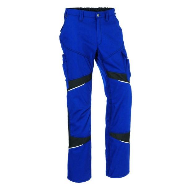 Kübler Activic cotton+ Hose kornblau/schwarz