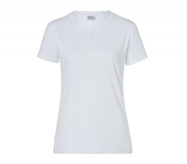 Kübler Shirts T-Shirt Damen Form 5024 weiß