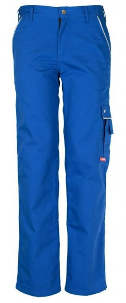 Planam Thermo-Hose Canvas 320 kornblau