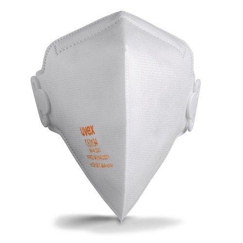 uvex silv-Air 3200 Atemschutzmaske - FFP 2