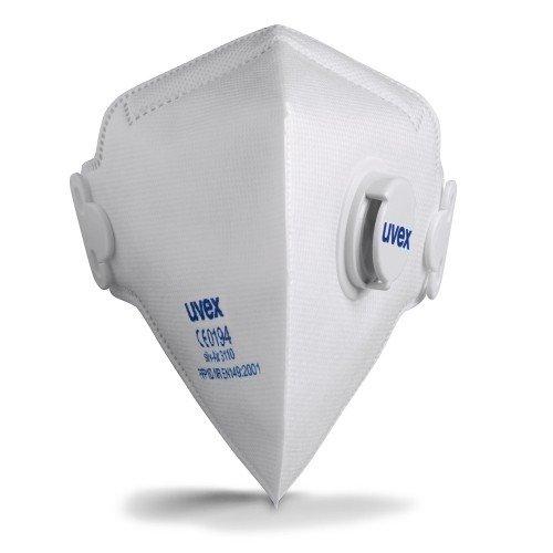 uvex silv-Air 3110 Atemschutzmaske - FFP 1