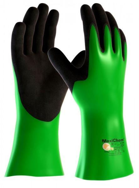 aTG MAXICHEM 35 cm Länge Chemikalienschutzhandschuhe