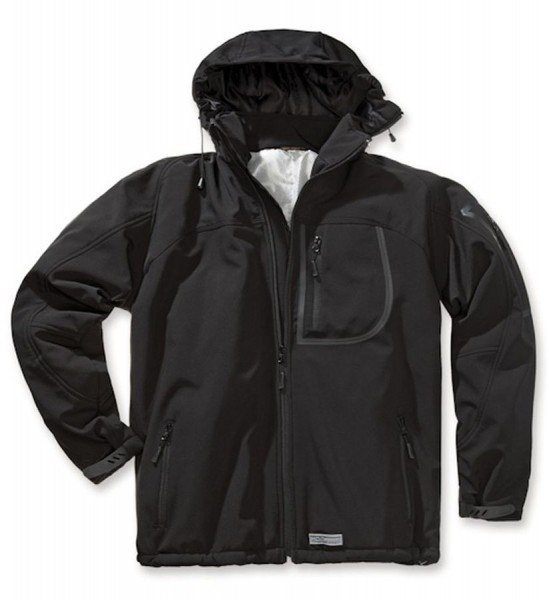 HD Concept Run Thermo-Softshelljacke