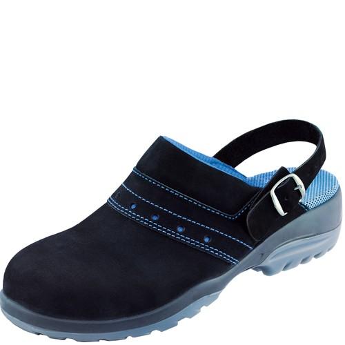 ATLAS GX 390 black ESD SB Sicherheitschuhe Sandale
