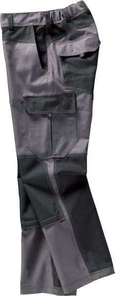 BEB Premium Bundhose zum Sonderpreis grau/schwarz