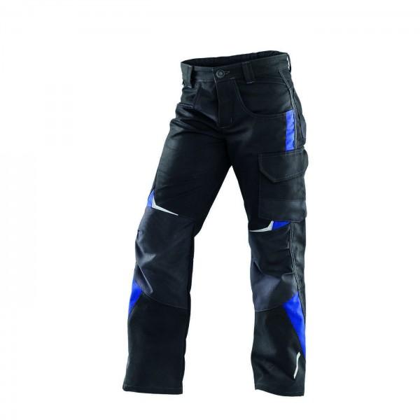 Kübler Kinderhose Pulsschlag Form 2224 schwarz/kornblau