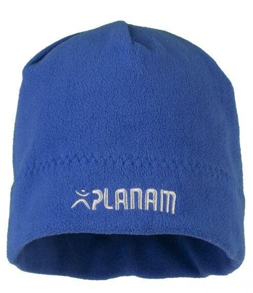 Planam Leichte Fleece Mütze kornblau
