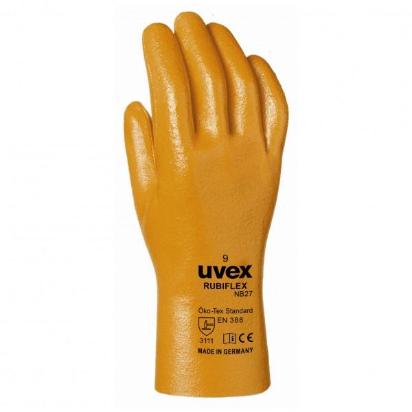Uvex Rubiflex NB 27 Schutzhandschuhe