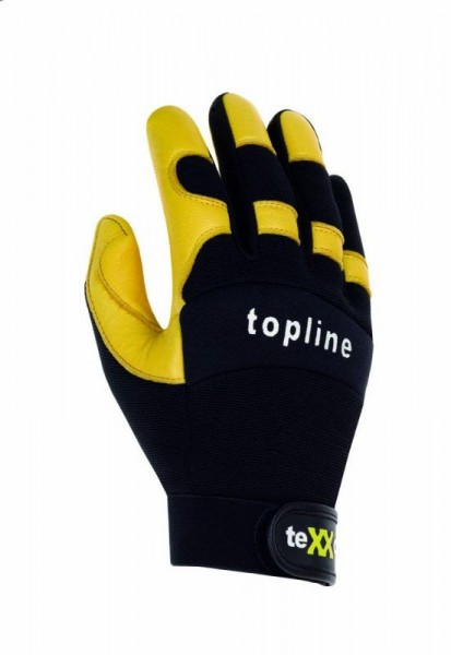 "texxor topline Mechaniker-Handschuhe Hirschleder-Handschuhe, ""TACOMA"""