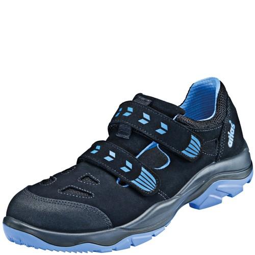 ATLAS SL 46 blue ESD Sicherheitsschuhe Sandale S1