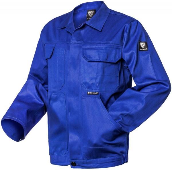 Shield Protect Arbeitsjacke Super königsblau