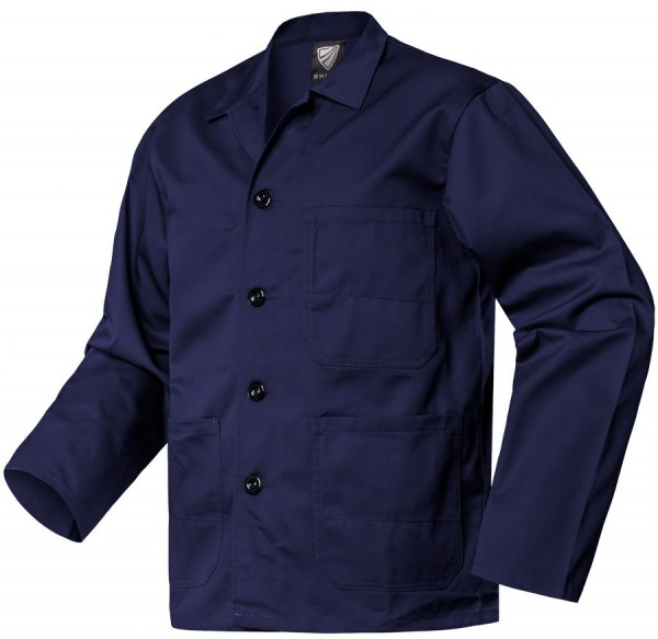 Shield Protect Arbeitsjacke Standard marineblau