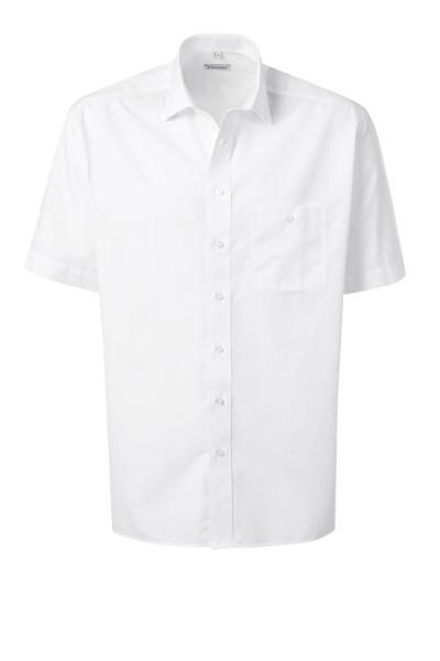 Pionier Premium Businesshemd 1/2Arm weiß
