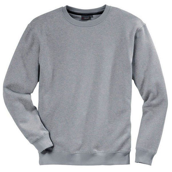 Scheibler Sweatshirt grau-meliert