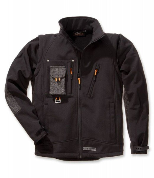 HD Concept 2 in 1 Softshelljacke Extreme